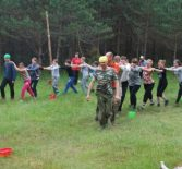 20-й юбилейный оздоровительный лагерь на озере Селигер